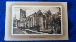 The Church Launceston England - Inghilterra