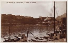 Monaco - Le Rocher, Le Palais Du Prince - Palais Princier