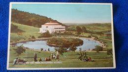 Floral Hall And Pond Hazelwood Belfast Ireland - Altri