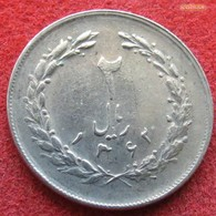 Iran 2 Rials 1983 / SH 1362 KM# 1233 Lt 423  Irão Persia Persien - Iran