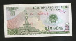 VIETNAM - 5 DONG (1985) - Vietnam