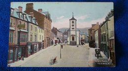 Town Hall Keswick England - Inghilterra