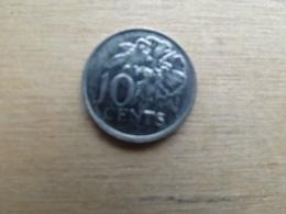 Trinite & Tobago  10  Cents  1999 Km 31 - Trinidad & Tobago