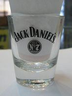 AC - JACK DANIEL'S WHISKY No#7 SHOT GLASS - Glasses