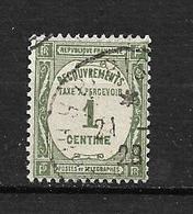 "FRANCE  1927/31  TAXE  N° 55  "" Typographie ""   Oblitéré - Postage Due"