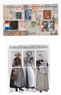 Gambia 2002 Amphilex Int'l Stamp Exhibition Amsterdam 2 S/S MNH - Gambia (1965-...)