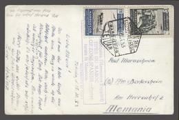 MARRUECOS. 1953 (15 Oct). Tatuan - Alemania. TP Circulada Via Aerea. Tarifa 1,25 Ptas. - Marocco (1956-...)