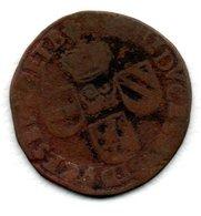 Pays Bas Espagnol  - Liard De 16?8 -  état  B - [ 1] …-1795 : Periodo Antico
