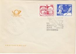 DDR 1965 - MiNr: 1098-1099  Komplett  FDC - Europa