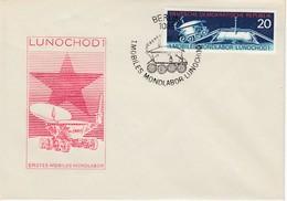 DDR 1971 - MiNr: 1659  FDC - FDC & Gedenkmarken