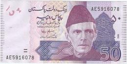 Pakistán 50 Rupees 2009 Pk 47 C Ref 922 - Pakistan