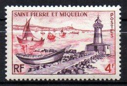 Col 13 /  SPM St Pierre Et Miquelon  N° 356 Neuf  XX MNH  Cote 3,00 € - St.Pierre & Miquelon