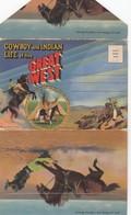 Cowboy & Indian Life Of The Great West , 30-40s - Indiens De L'Amerique Du Nord