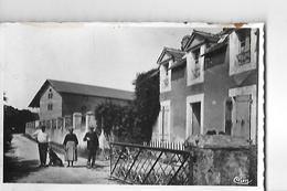 SAINT COLOMBIER  PRESQU ILE DE RHUYS  FACON PHOTO  PERSONNAGES  DEPT 56 - France
