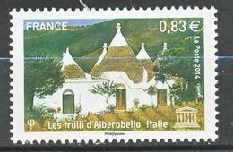TIMBRE - FRANCE - 2014 - Nr 161/service - Neuf - Service