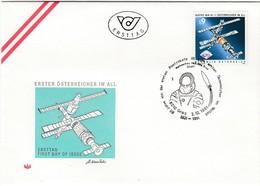 ÖSTERREICH 1991 - MiNr: 2071  FDC - Europa