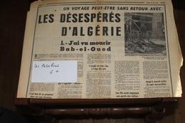 LES DESESPERES - Old Paper