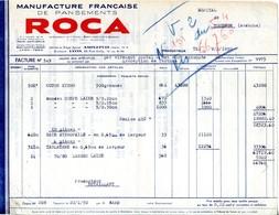 """AMPLEPUIS.MANUFACTURE FRANÇAISE DE PANSEMENTS """" ROCA """" . - Chemist's (drugstore) & Perfumery"""