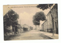 Les Mérigots ( 16) Route De L'Isle-d'Espagnac  (Fr75) - Other Municipalities