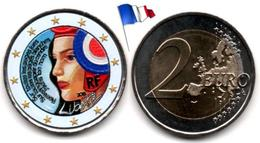 France - 2 Euro 2015 (225ème Anniversaire De La Fête De La Fédération - Color) - France
