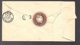1894 General German Consulat Amsterdam > Harderwiojk Kleinrond (EU-5) - Periode 1891-1948 (Wilhelmina)