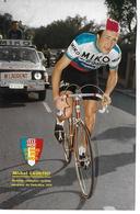 Laurent Michel - Cyclisme