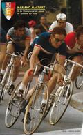 MARTINEZ Mario - Cycling