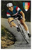 BOURREAU Bernard - Ciclismo