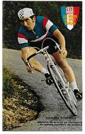 BOURREAU Bernard - Cyclisme
