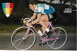 GUIMARD Cyrille - Cyclisme