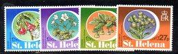 CI790 - ST. HELENA 1981 , Yvert Serie N. 332/335  ***  MNH - Isola Di Sant'Elena