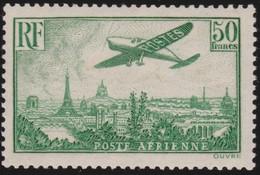France   .    Yvert  .  PA 14  (2 Scans)       .  **   .     Neuf SANS Charniere  .   /   .   MNH - Aéreo