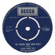 "Alan Price Set   ""   The House That Jack Built "" - Vinyles"