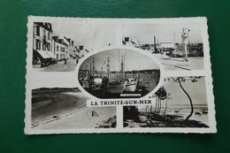 La Trinité Sur Mer  Carte écrite En 1951 - La Trinite Sur Mer