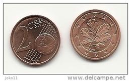 2 Cent, 2012, Prägestätte (J) Vz, Sehr Gut Erhaltene Umlaufmünze - Deutschland