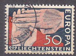 PGL BU0521 - LIECHTENSTEIN Yv N°366 - Liechtenstein