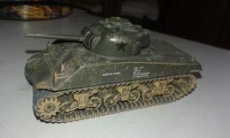 Chars Sherman De La Marque Corgi - Tanks