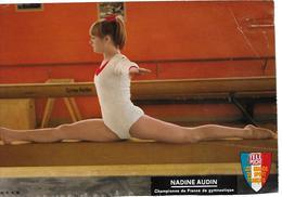 AUDIN Nadine - Gymnastics