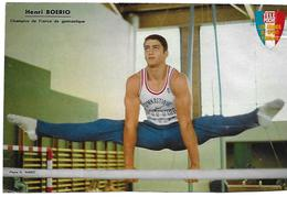 BOERIO Henri - Gymnastics