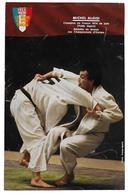 JUDO - ALGISI Michel - Martial Arts