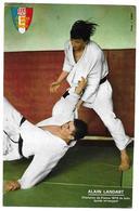 JUDO - LANDART Alain - Martial Arts