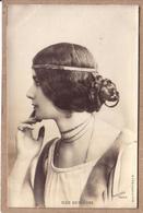 ARTISTE DANSE FEMME - S.I.P. 51E SERIE N° 13 - CLEO DE MERODE - DANSEUSE A L'OPERA DE PARIS - REUTLINGER - Avant 1904 - Artistes