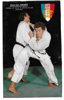 JUDO - ROUGE Jean-Luc - Sports De Combat
