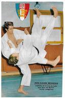 JUDO - BRONDANI Jean-Claude - Sports De Combat