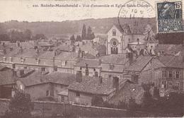 Vue Ensemble Et Eglise St Charles - Sainte-Menehould