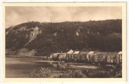 01 - Environs De NANTUA - Un Coin Du Lac De SILAN - Braun 297 - Nantua