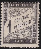 France   .    Yvert  .    Taxe  10    .     **   .     Neuf SANS Charniere  .   /   .   MNH - Portomarken
