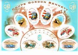 Blocs & Feuillets N° 86 **--Coupe Gordon Bennett--2005-- Timbres N° 3795--3796--3797 X 2--3798 X 2--3799 X 2 & 3800 X 2 - Sheetlets