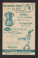 Prospectus De LA CAFETIERE  SALAM - Année 50  - Voir Les 2 Scannes - Pubblicitari