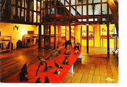 FOURNEAU-SAINT-MICHEL (Belgique) Musée Provincial, Salle Des Expositions, Animaux Empaillés, Ed. CIM Combier 1970 Enviro - Saint-Hubert